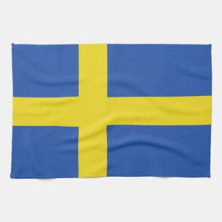 Flag of Sweden Towel