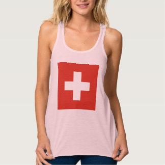 Flag of Switzerland Singlet