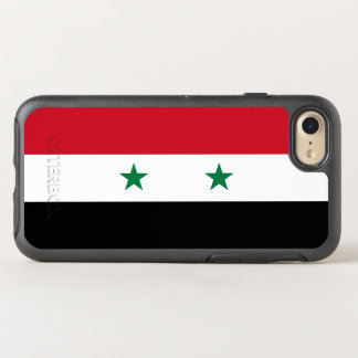 Flag of Syria OtterBox iPhone Case