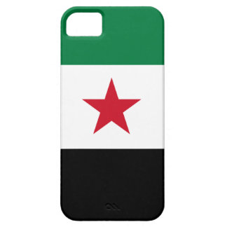 Flag of Syria - Syrian Independence flag iPhone 5 Cases