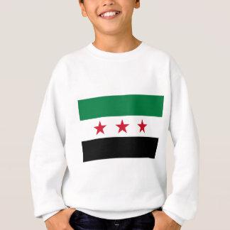 Flag of Syria - Syrian Independence flag Sweatshirt