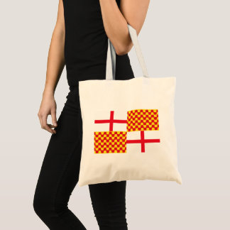 Flag of Tabarnia to go to the beach Tote Bag