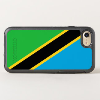 Flag of Tanzania OtterBox iPhone Case
