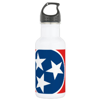 Flag of Tennessee 532 Ml Water Bottle
