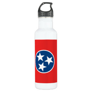 Flag of Tennessee 710 Ml Water Bottle