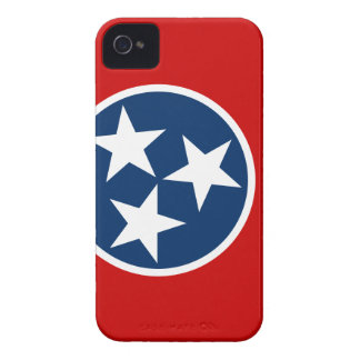 Flag Of Tennessee iPhone 4 Case-Mate Case