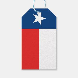 Flag of Texas Gift Tags