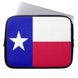 Flag of Texas Laptop Case