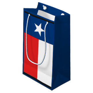 Flag of Texas Small Gift Bag