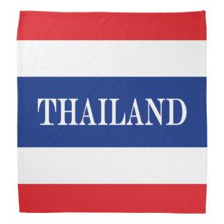Flag of Thailand Bandana