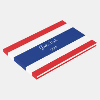 Flag of Thailand Guest Book