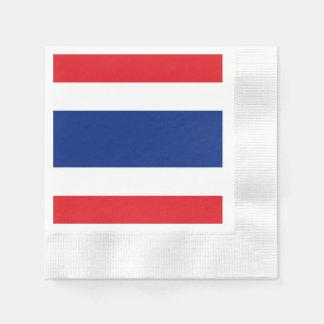 Flag of Thailand Paper Napkin