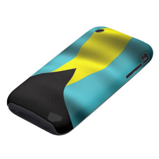 Flag of the Bahamas iPhone 3G/3GS Case-Mate Tough™ iPhone 3 Tough Covers
