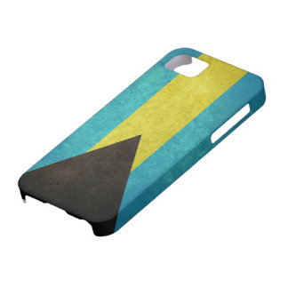 Flag of The Bahamas iPhone 5 Cases