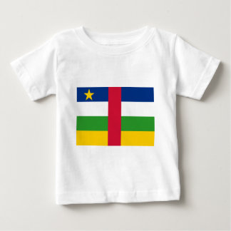 Flag_of_the_Central_African_Republic Baby T-Shirt