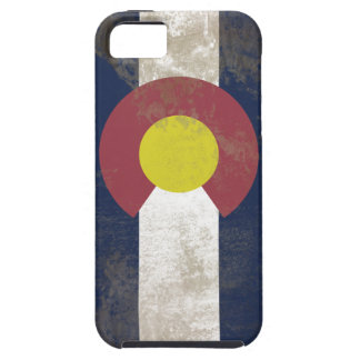 Flag of the Coloraddo iPhone 5 Cases