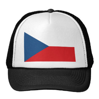 Flag_of_the_Czech_Republic Cap