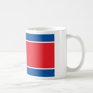 Flag of the Democratic People's Republic of Korea Coffee Mug