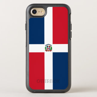 Flag of the Dominican Rep. OtterBox iPhone Case