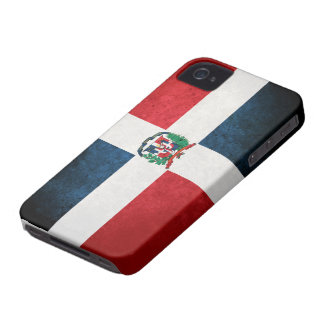 Flag of the Dominican Republic iPhone 4 Case