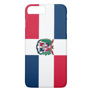 Flag of the Dominican Republic iPhone 7 Plus Case
