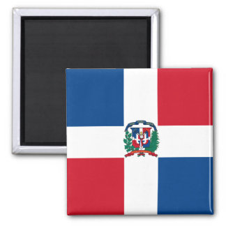 Flag of the Dominican Republic Magnet