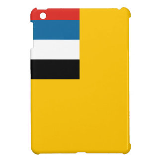 Flag of the Empire of Manchukuo 滿洲國; 满洲国; 滿洲国 iPad Mini Cases