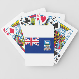 Flag of the Falkland Islands - Union Jack Bicycle Playing Cards