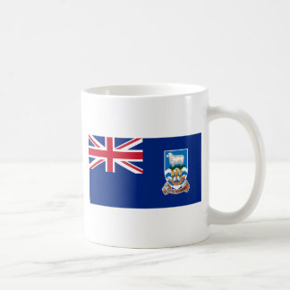 Flag of the Falkland Islands - Union Jack Coffee Mug