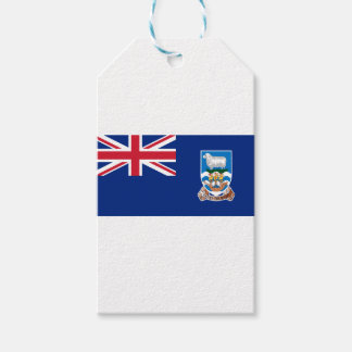 Flag of the Falkland Islands - Union Jack Gift Tags