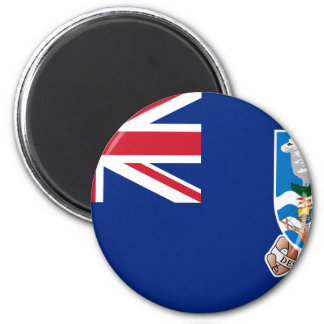 Flag of the Falkland Islands - Union Jack Magnet