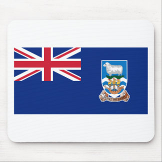 Flag of the Falkland Islands - Union Jack Mouse Pad