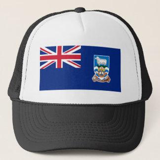 Flag of the Falkland Islands - Union Jack Trucker Hat