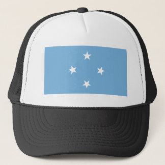 Flag of the Federated States of Micronesia Trucker Hat