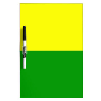 Flag of The Hague Dry Erase Whiteboards