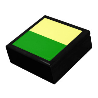 Flag of The Hague Large Square Gift Box