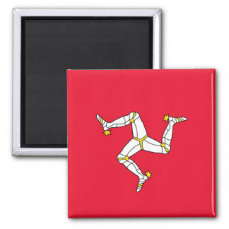 Flag of The Isle of Man Magnet
