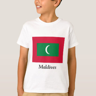 Flag of the Maldives T-Shirt