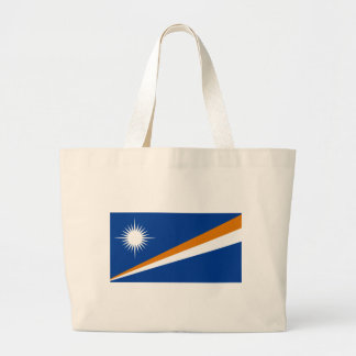 Flag_of_the_Marshall_Islands Large Tote Bag
