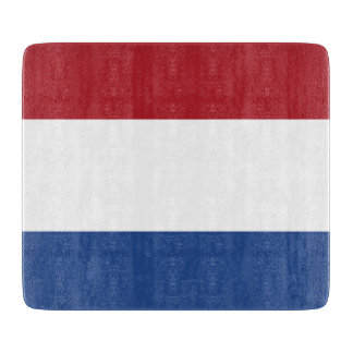 Flag of the Netherlands Cutting Board