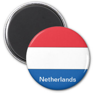 Flag of the Netherlands Magnet