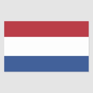 Flag of the Netherlands Sticker