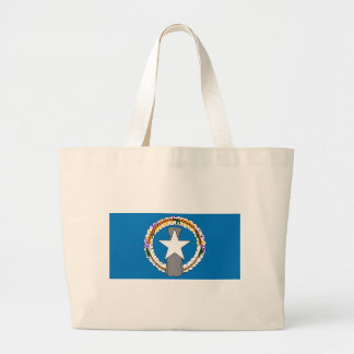 Flag_of_the_Northern_Mariana_Islands Large Tote Bag