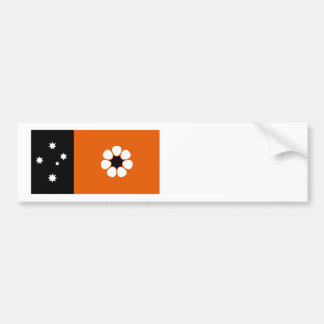 Flag of the Northern Territory Bumper Stickers