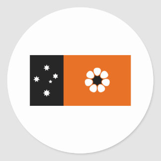 Flag of the Northern Territory Sticker
