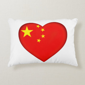 Flag of the People's Republic China Decorative Cushion