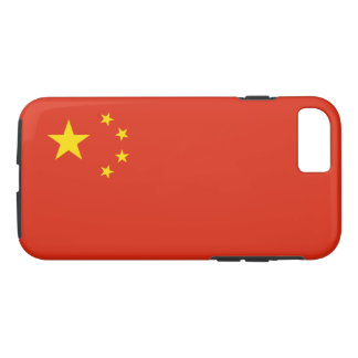 Flag of the Peoples Republic of China iPhone 7 Case