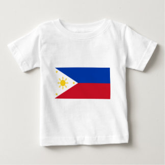 Flag_of_the_Philippines Baby T-Shirt