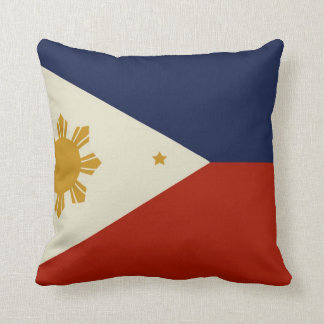 Flag of the Philippines Pillows