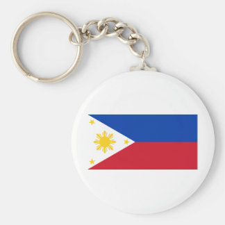 Flag of the Philippines Key Ring